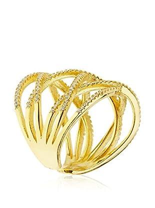 ANDREA BELLINI Ring Cage Croisade