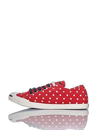 Converse Zapatillas Jack Purcell Lp Canvas (Rojo / Blanco)