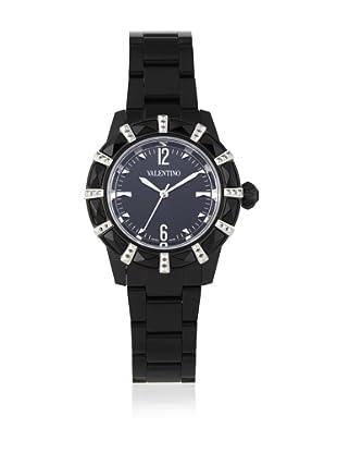 Valentino Women's V54SBQ6809S110 Eden Black PVD Sunbrushed Dial Watch