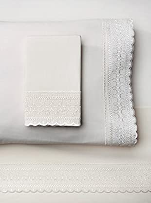 Westport Linens Victoria Embroidered Sheet Set