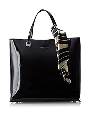 Ivanka Trump Women's Julia Satchel with Scarf, Black
