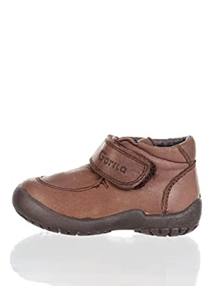 Gorila Botas Velcro (marrón)