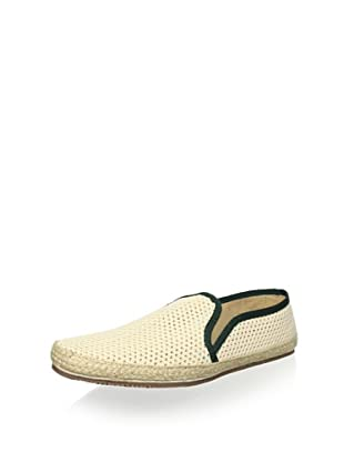 H by Hudson Men's Belafonte Mesh Loafer (Beige)