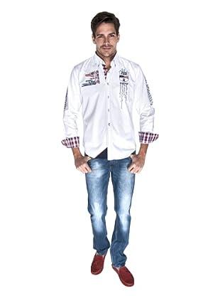 Giorgio Di Mare Camisa Laotsuo (Blanco)