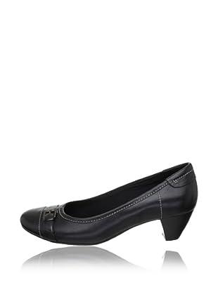 Clarks Zapatos Hooray Smile (Negro)