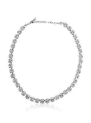 Chicstyle Halskette silberfarben/transparent