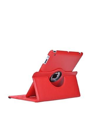 Beja Funda 360° Para iPad 2/3 Roja