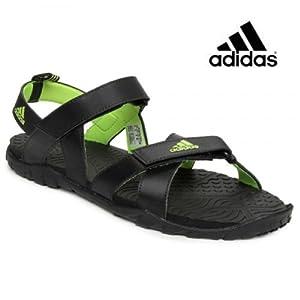 Adidas Men's Sandal D70551 Black Elct Black