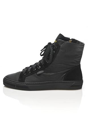 Pirelli Zapatillas Altas Mujer (negro)