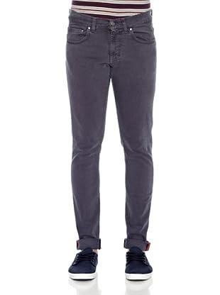 Carrera Jeans Pantalón Bull Denim Spintech (Gris Oscuro)