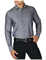 Jon Darwin JD-17034 Men's Casual Shirt (Size : XX-Large)