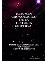 Resumen Cronologico De La Historia Universal