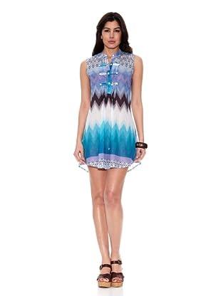 HHG Vestido Nubia (Azul)