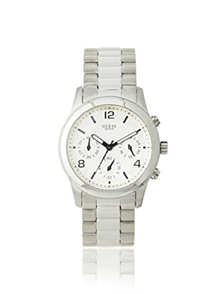 Guess Women's W12086L1 Spectrum Chronograph Silver Tone Stainless Steel Watch