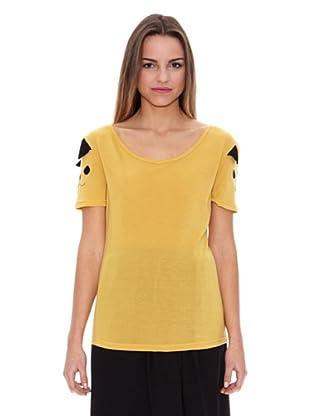 Pepa Loves Camiseta Carla (Mostaza)