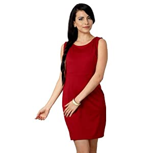 Van Heusen Women Regular Fit Dress_VWCD314E00759_ XL