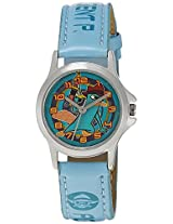 Disney Analog Multi-Color Dial Children's Watch - 3K0906U-PF (BLUE)