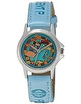 Disney Analog Multi-Color Dial Children's Watch - 3K0906U-PF (BLUE)