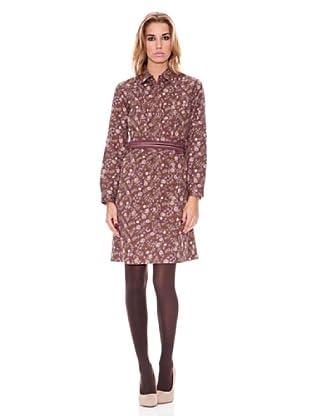 Tonalá Vestido Carmine (marrón)