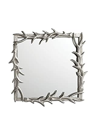 Napa Home and Garden Teton Mirror, Silver