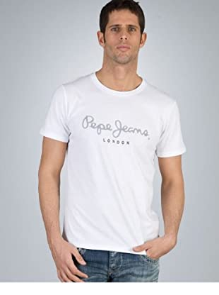 Pepe Jeans T-Shirt New Davide (Weiß)