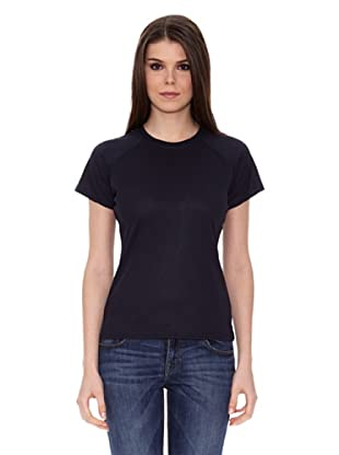 US Basics Camiseta Fit (Azul Marino)