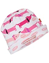 Magnificent Baby-Girls Newborn Reversible Hat