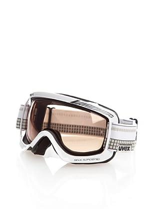 Uvex Máscara Sioux Pro (Blanco / Antracita)