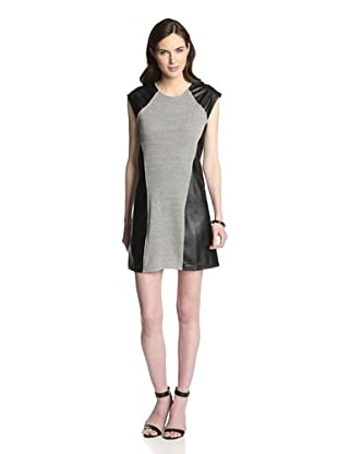 ASTARS Women's Born To Run Shift Dress (Steel Grey)