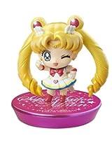 "Sailor Moon Glitter Mini Figure Megahouse Aprox. 1.5"" (B) Sailor Moon"