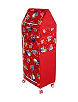 Amardeep and Co Large Multipurpose Toy Box (Red) - ALE-01-Red-T.T-5T