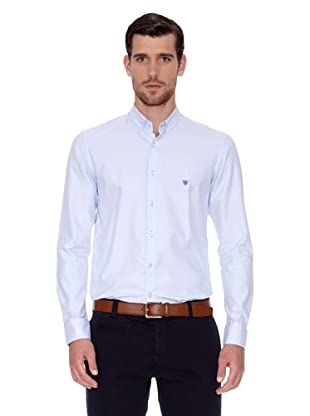 Caramelo Camisa Lambert (Azul Cielo)