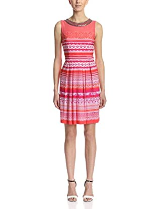 Sandra Darren Women's Fit-and-Flare Dress