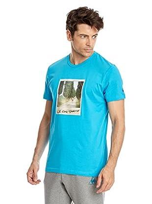 Le Coq Sportif Camiseta Manga Corta Graphic