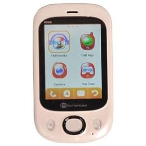 Micromax X222 Smartphone-Pearl White