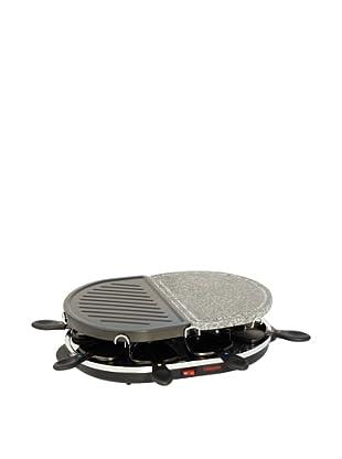 Tristar Cocina Gourmet Raclette Con Piedra Para Grill 8 Personas