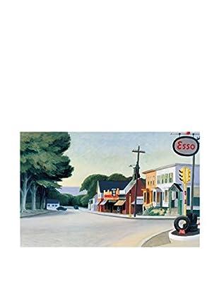 Artopweb Panel de Madera Portrait Of Orleans 1950