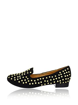 Buffalo London Slippers Altay (Negro)