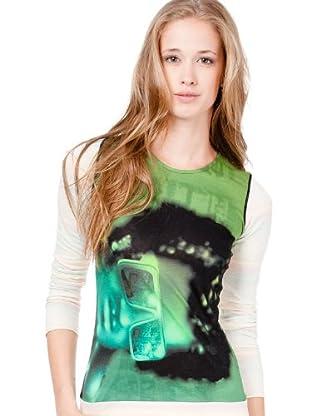 Custo Camiseta Iceland (Multicolor)