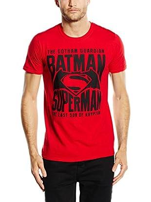 DC COMICS T-Shirt Manica Corta Gotham Guardian