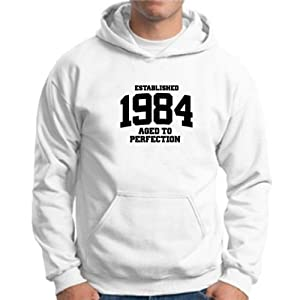 Giftsmate Personalised Mens Sweatshirt - White