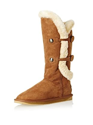 Australia Luxe Collective Women's Nordic Shearling Tall Boot (Chestnut)