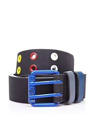 Desigual Cinturón Herbie (Negro)
