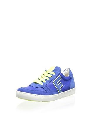 Berdini Kid's 3105 Fashion Sneaker (Cobalt)