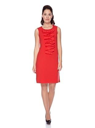 UNQ JerseyJerseykleid (Rot)