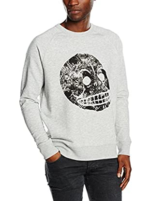 Cheap Monday Felpa Rules Moon Skull
