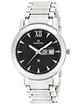 Maxima Attivo Analog Black Dial Men's Watch - 24901CMGI
