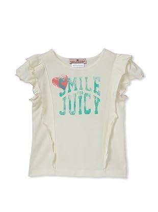 Juicy Baby Smile Tee (Angel)