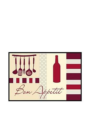 PlatinArt Alfombra Bon Appetit