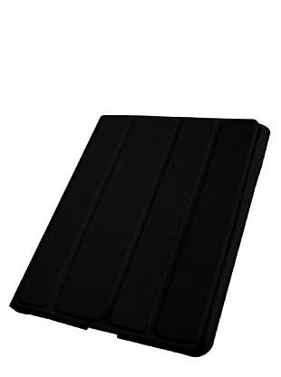 Blautel iPad 2/New iPad Funda Stand  Negro